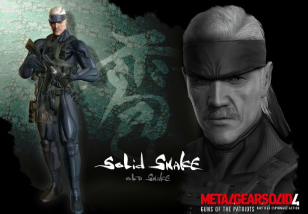 Solid Snake is on the PlayStation iconic characters list
