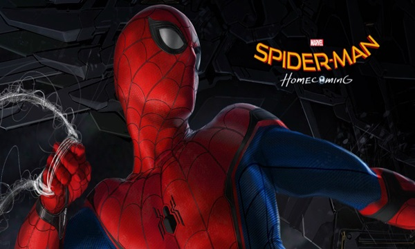 Spider-Man: Homecoming is one of the superhero movies coming soon