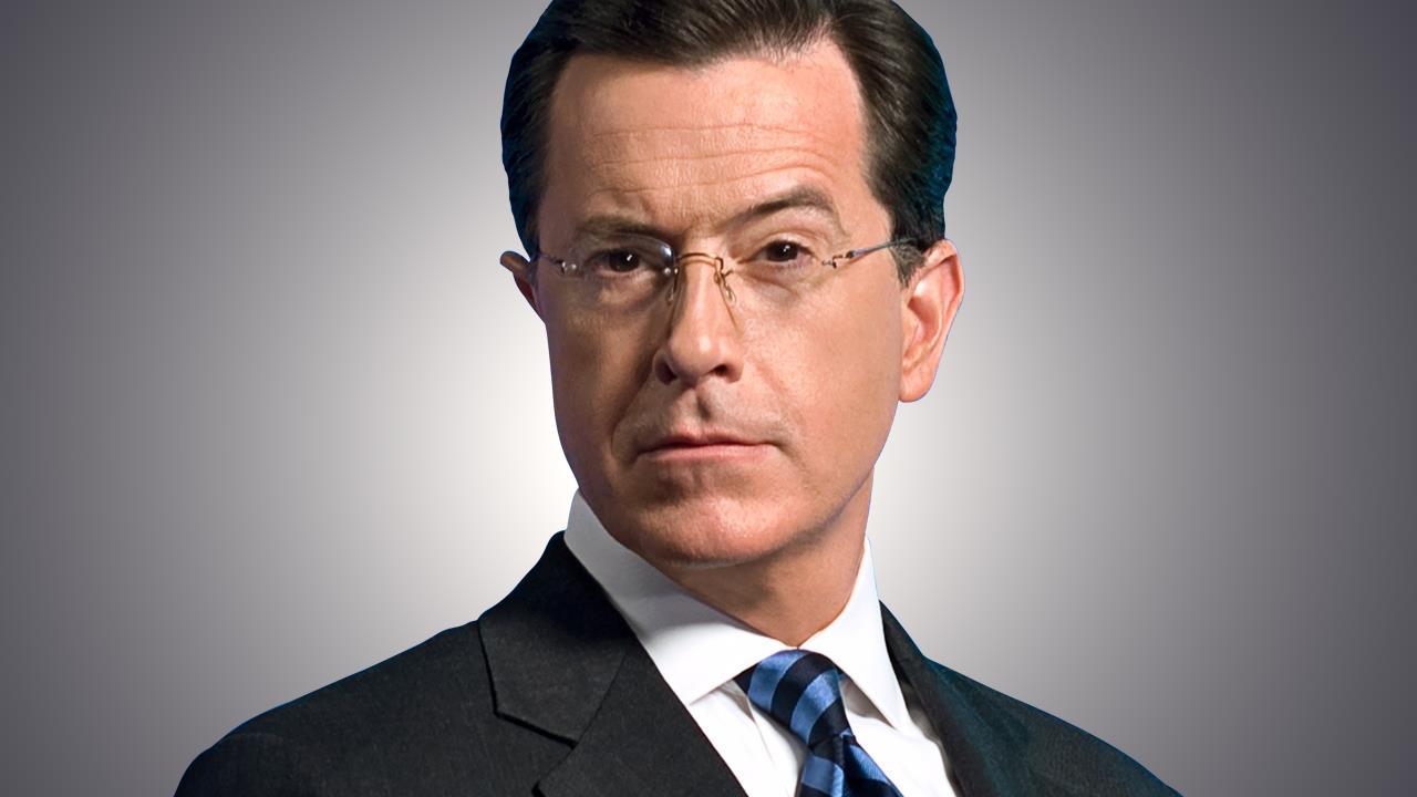 Stephen Colbert is among Best 10 Talk Show Hosts 2017