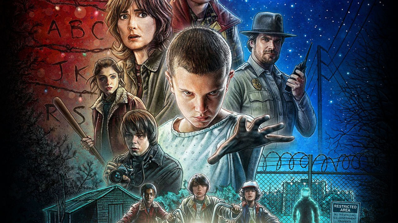 Stranger Things Is among Extraordinary 10 Netflix Shows 2017