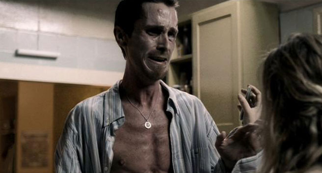 The Machinist is among Amazing Psychological Thrillers
