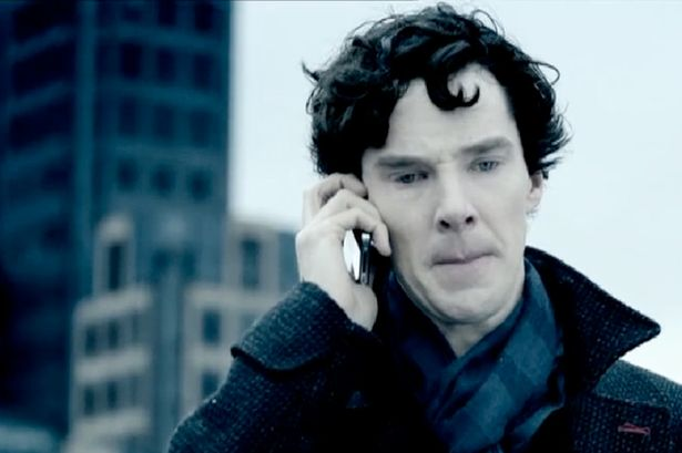 The Phone Call was one of the most emotional Sherlock scenes