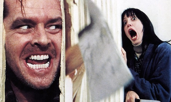 The Shinning Is among scariest old horror movies