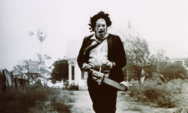 The Texas Chainsaw Massacre is one of the classic old scary movies