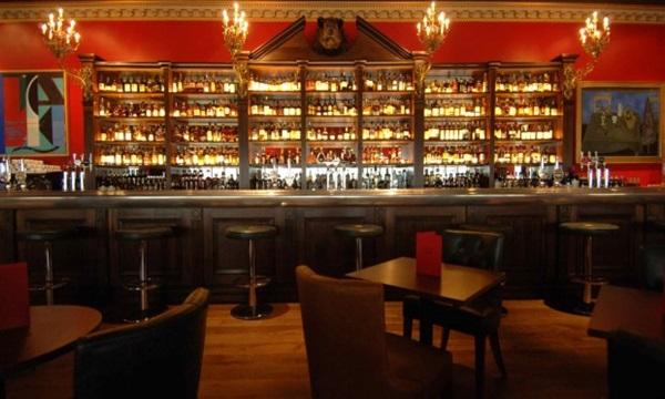 The Waterside Inn is among the michelin star restaurants