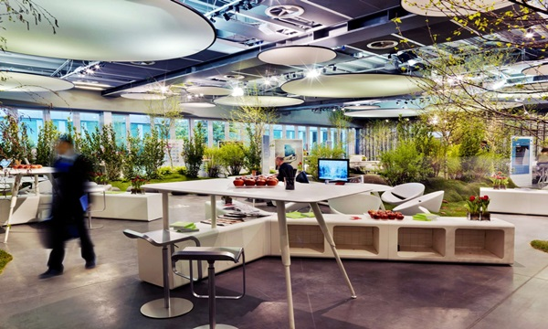 YouTube office Is one of the Most Fun offices you can work in