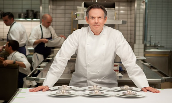 Thomas Keller is one of the top famous chefs