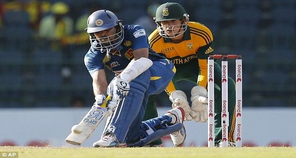 Tillakaratne Dilshan best opening batsmen