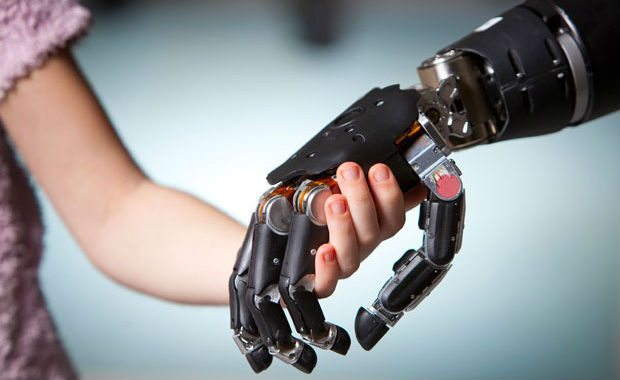Touch Responsive Prosthetic is the futuristic technology of 2017