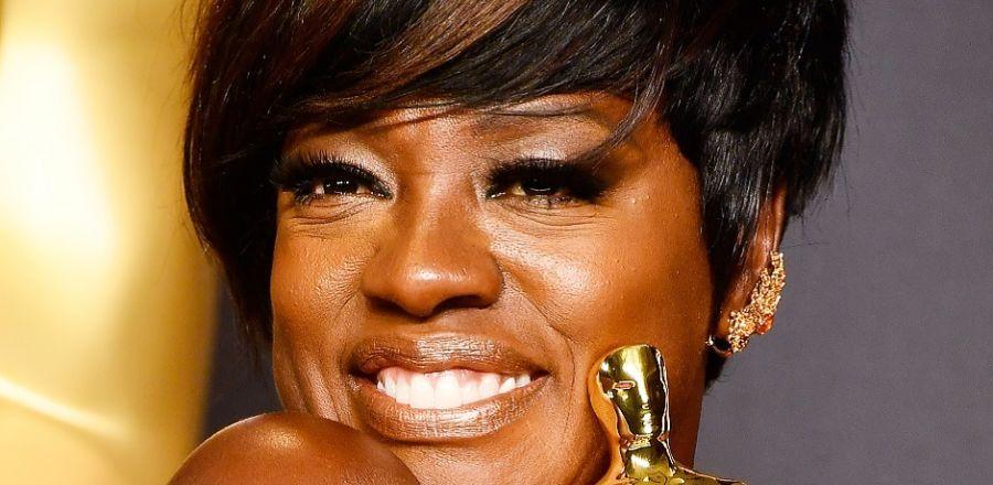 Viola Davis' Speech is among Top 10 Oscar 2017 Moments