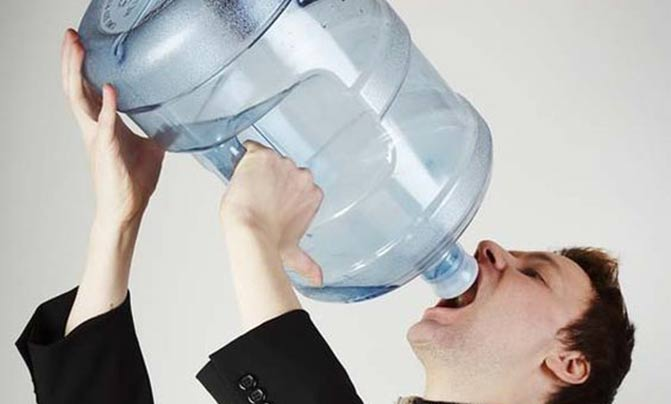 Water intoxication is among Remarkable 10 Death Cases
