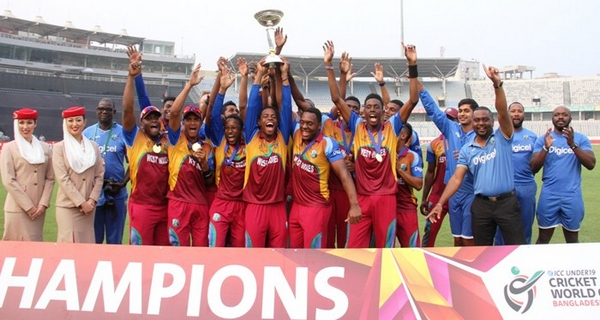 West Indies U19 beats India U 19 - ICC under 19 Cricket World Cup 2016 biggest upsets in cricket