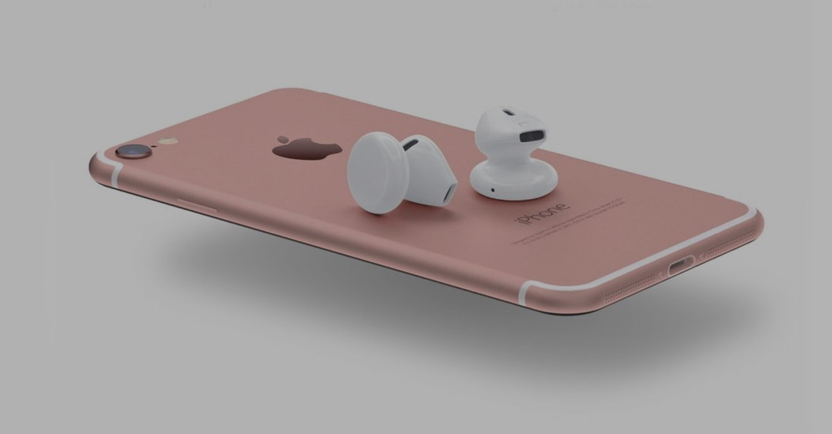wireless airpods are the coolest features of the iPhone 7