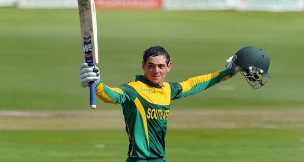 best opening batsmen Quinton de Kock
