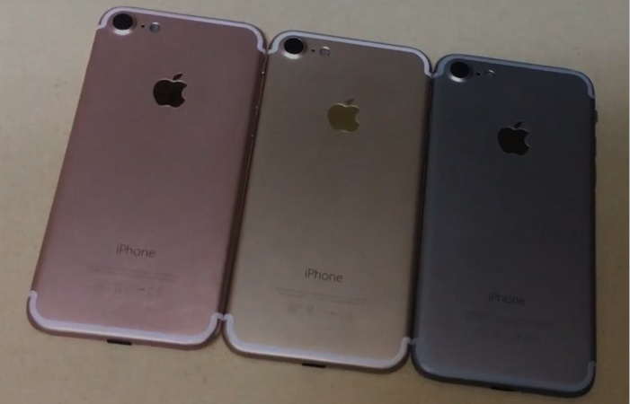 The new design and colours are among Best iPhone 7 Features list