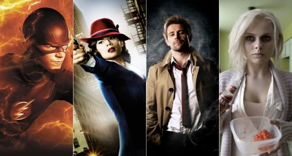 Top 10 Superhero TV series