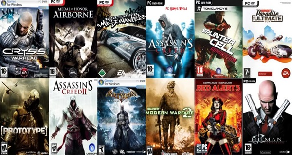 Top 10 Amazing PC Games
