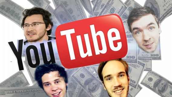 Top 10 Richest YouTubers