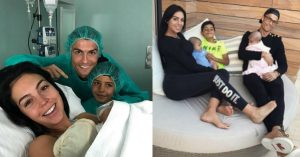 Cristiano Ronaldo Daughter: Georgina Rodriguez gives birth to Ronaldo's fourth child