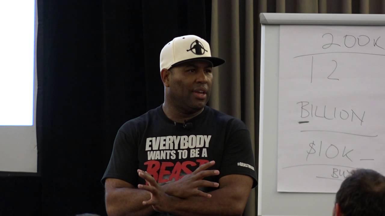 Eric Thompson is the most sagacious motivational speaker