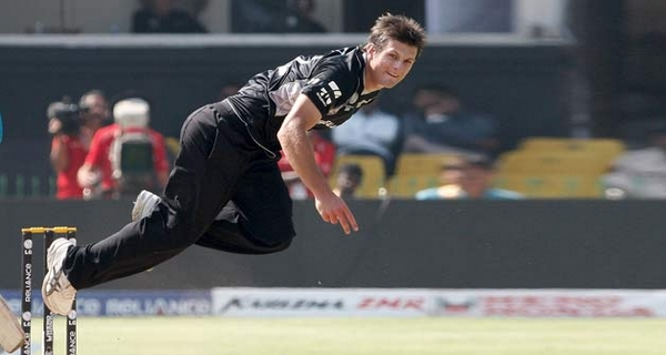 fastest bowlers in Cricket Adam Milne