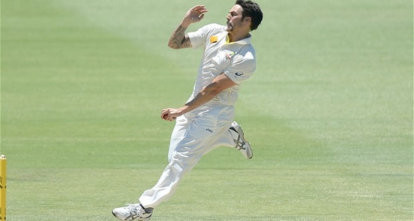 fastest bowlers in Cricket Mitchell Johnson