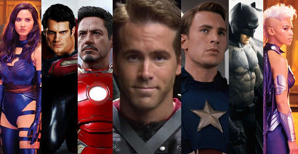 10 Most Awaited Superhero Movies List