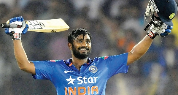 highest batting average Amabti Rayudu