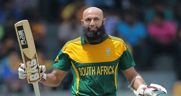highest batting average Hashim Amla