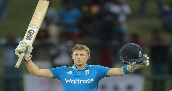 highest batting average Joe Root
