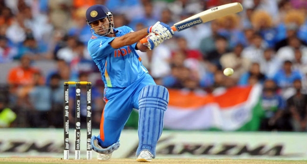 highest batting average MS Dhoni