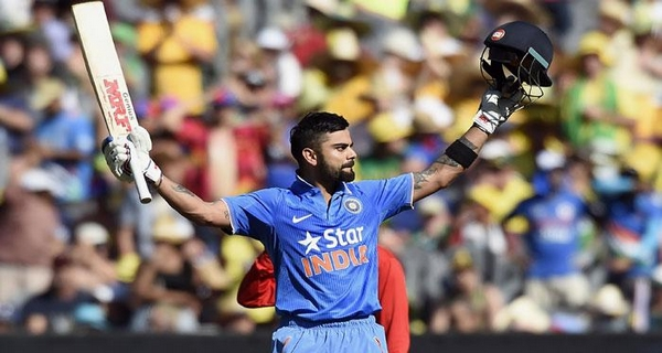 highest batting average Virat Kohli