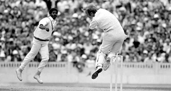 Most feared fast bowlers Michael Holding