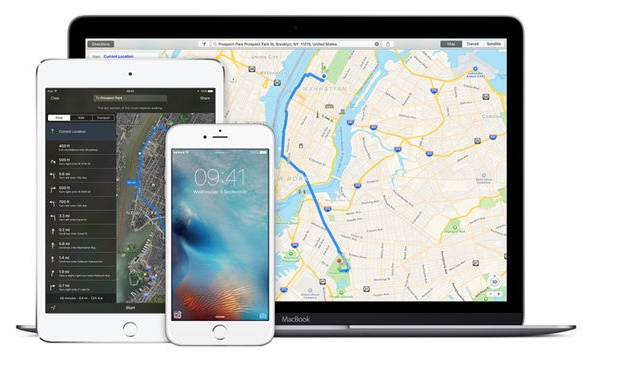 Upgraded Apple maps are among the list of best iOS 10 Features