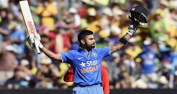 most ODI hundreds in career Virat Kohli