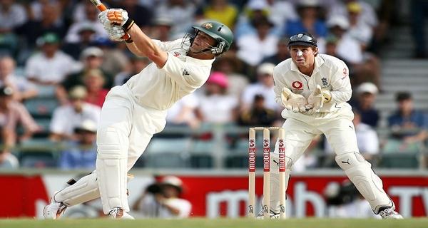 most destructive Test batsmen Adam Gilchrist