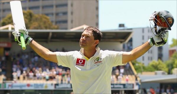 most destructive Test batsmen Ricky Ponting