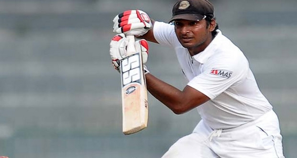 most double hundreds in Test career Kumar Sangakkara