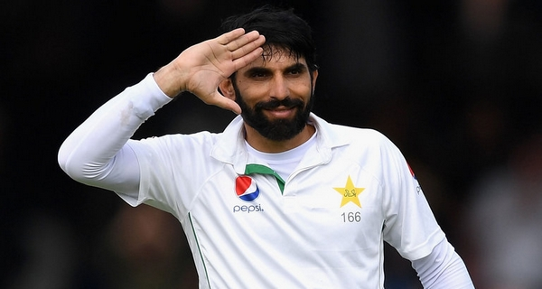 most hundreds in England vs Pakistan Tests Misbah Ul Haq