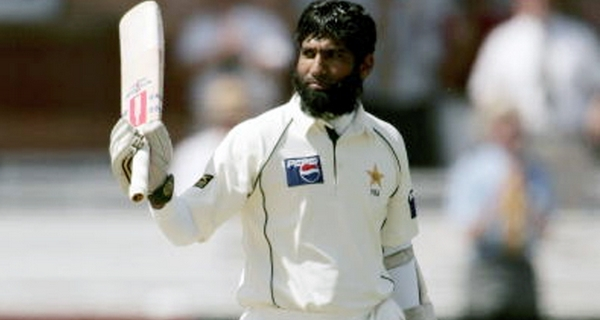 most hundreds in England vs Pakistan Tests Muhammad Yousuf