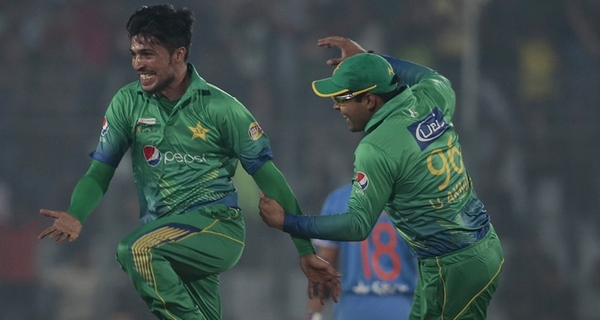 most maiden T20 overs in career muhammad amir