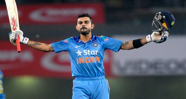 most popular cricketers on Facebook Virat Kohli