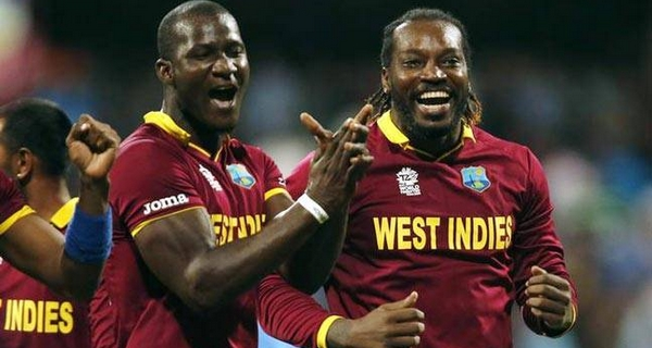 popular cricketers on Facebook Chris Gayle
