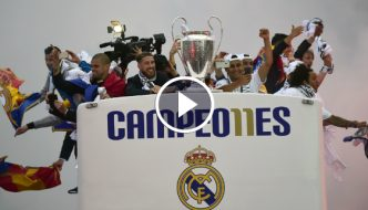 Real Madrid Crazy Matches in Memory [Video]