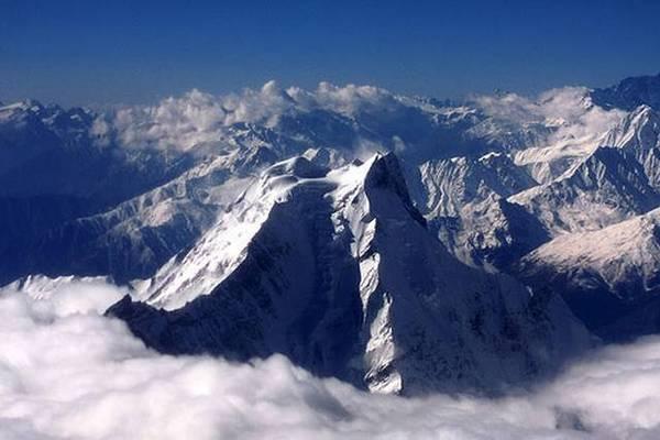 Nanga Parbat peak