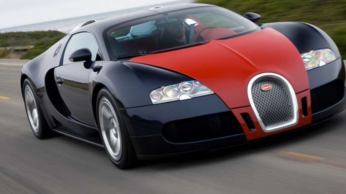 Top 10 Best Cars In The World 2016. Bugatti Veyron