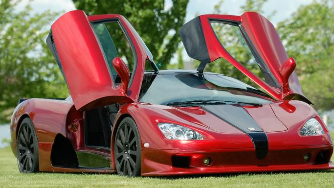 spectacular supercars