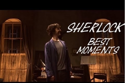 Top 10 Sherlock Best Scenes list