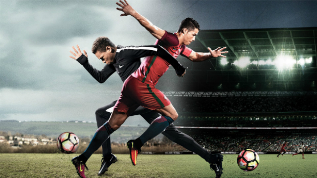 The Switch: Nike Commercial starring Cristiano Ronaldo and Anthony Martial