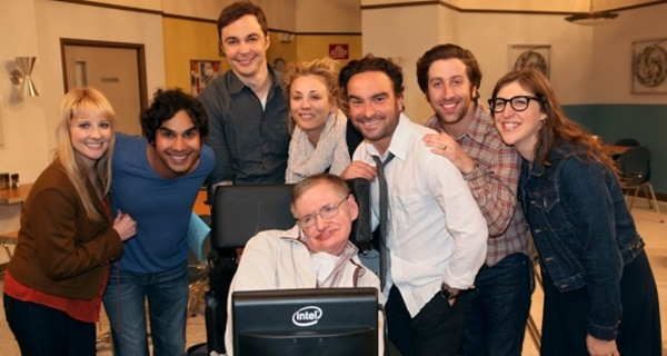 The Big Bang Theory Celebrity Appearances